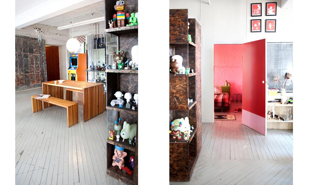 Williamsburg loft for Vogue Brasil - New York