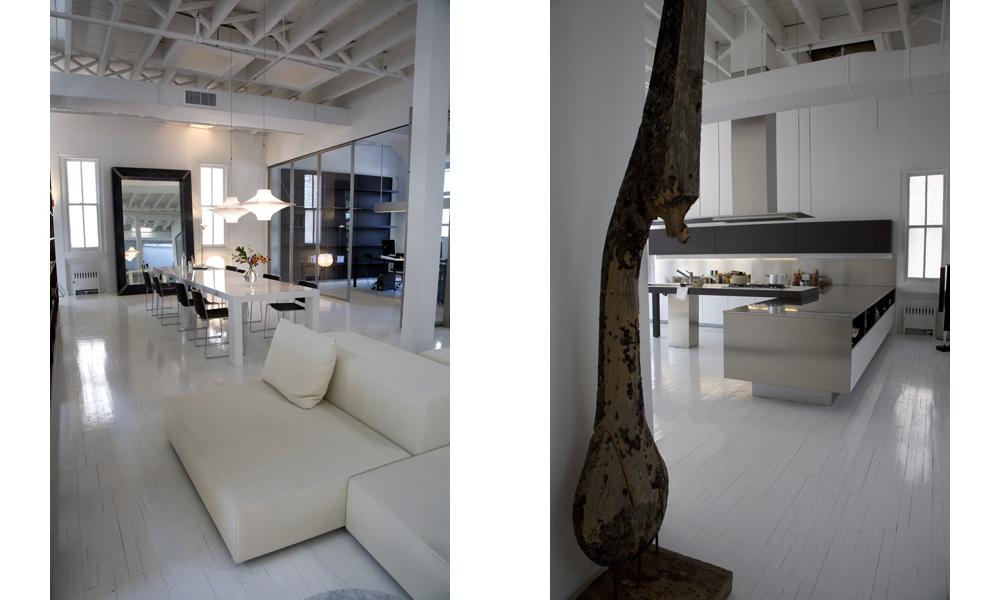 Soho loft for Objekt International - New York