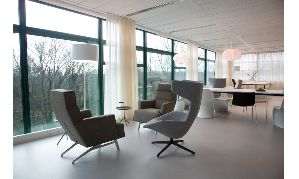 Office interior for Tarzan Projekten /Jane Stroink