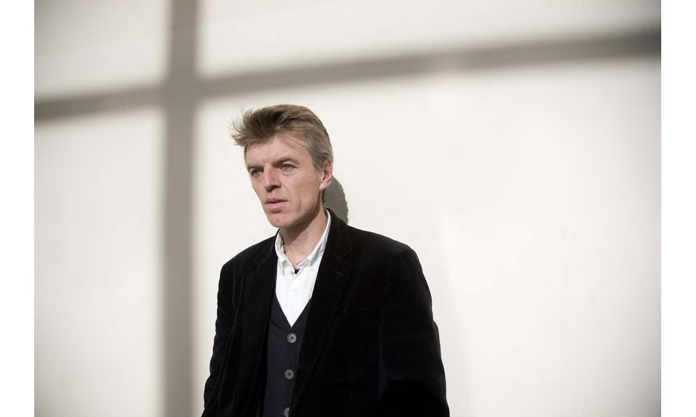 Grant Gee - International Film Festival Rotterdam
