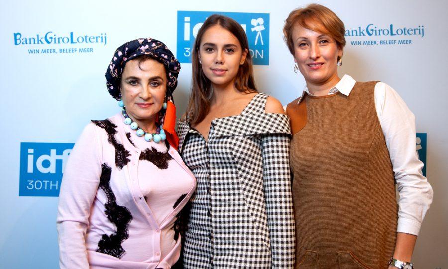 International Documentary Filmfestival Amsterdam - première Over the Limit