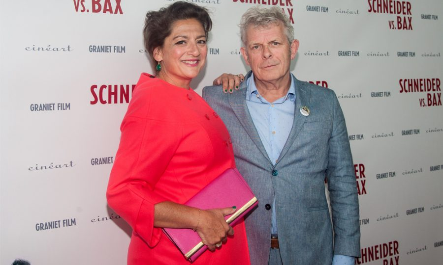 Première Schneider vs Bax