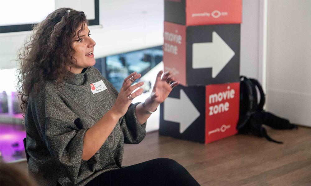Movie Zone Talent Day in Eye