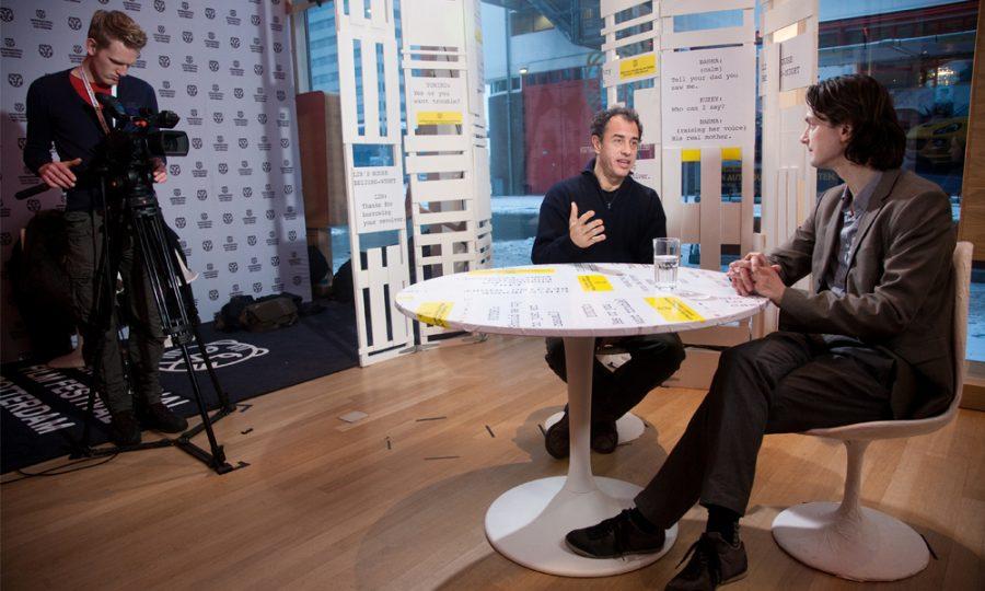 International Film Festival Rotterdam - Critics' Talk