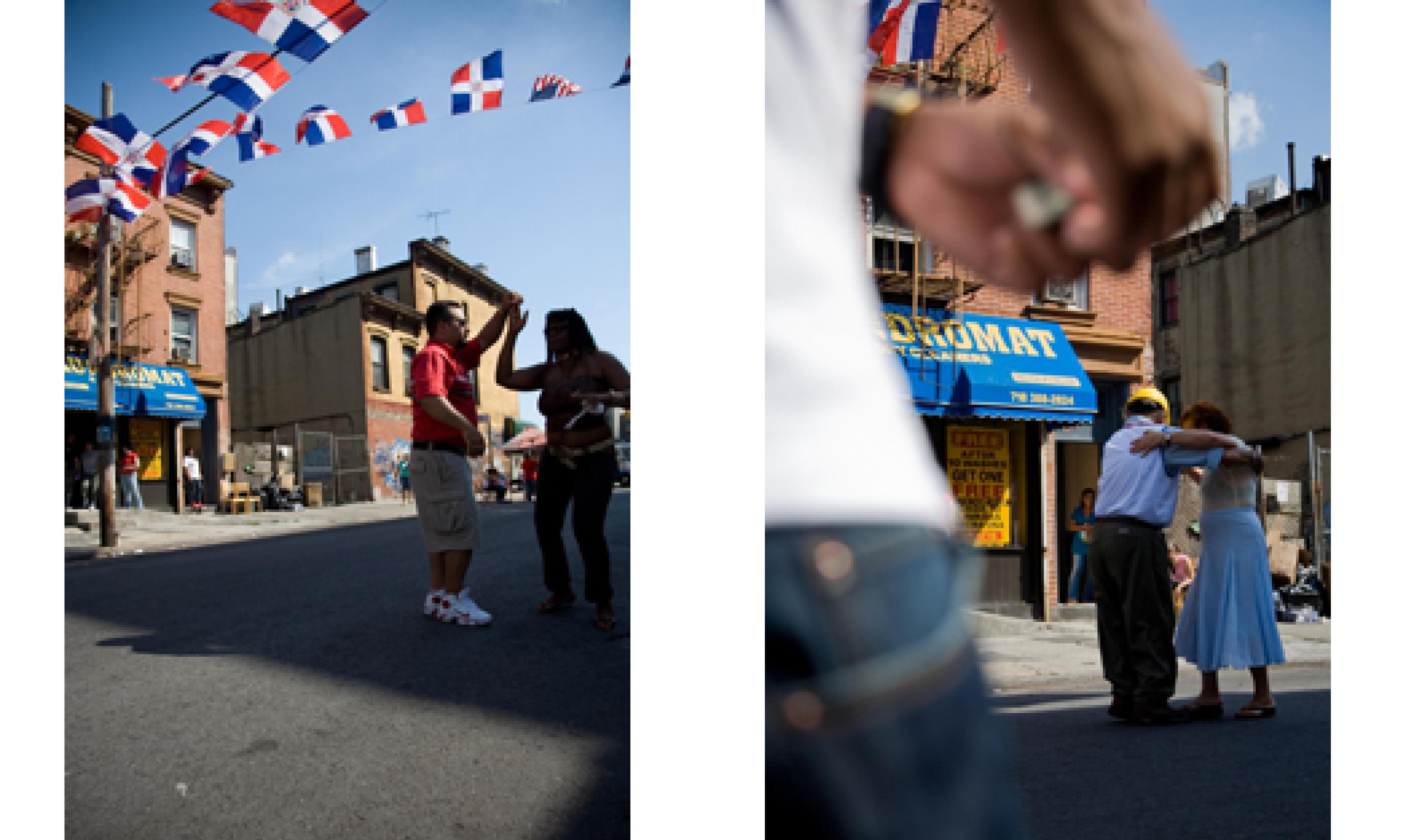 Brooklyn street life for Parool newspaper
