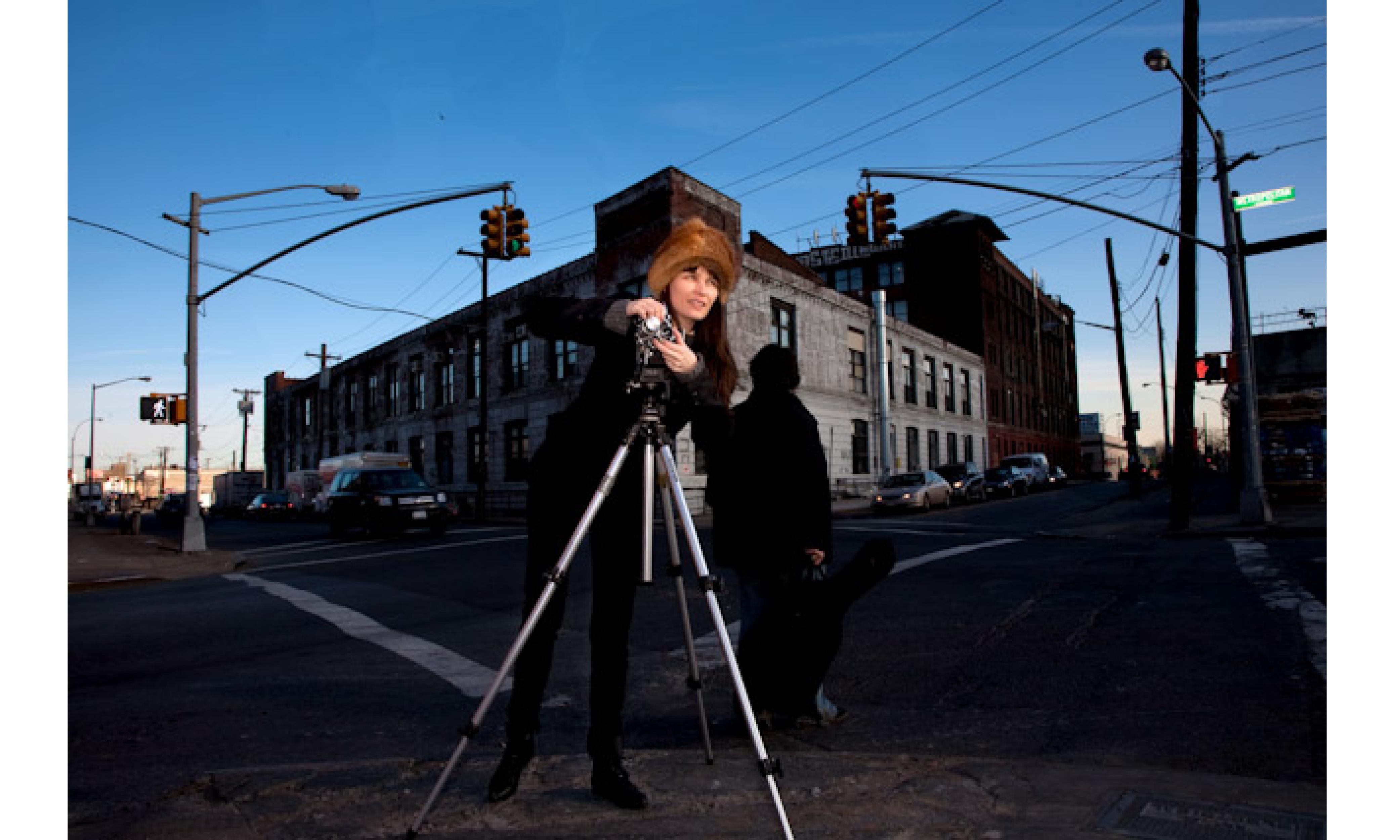 New York artists for Glamcult Magazine